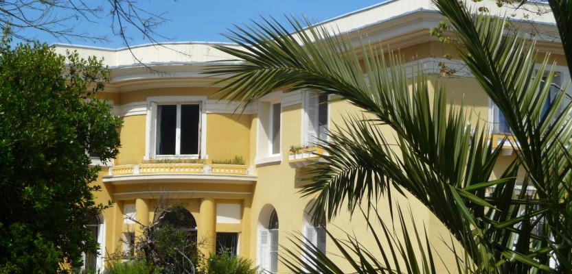 Journées du Patrimoine: Visite de la Villa Caruhel (complet)