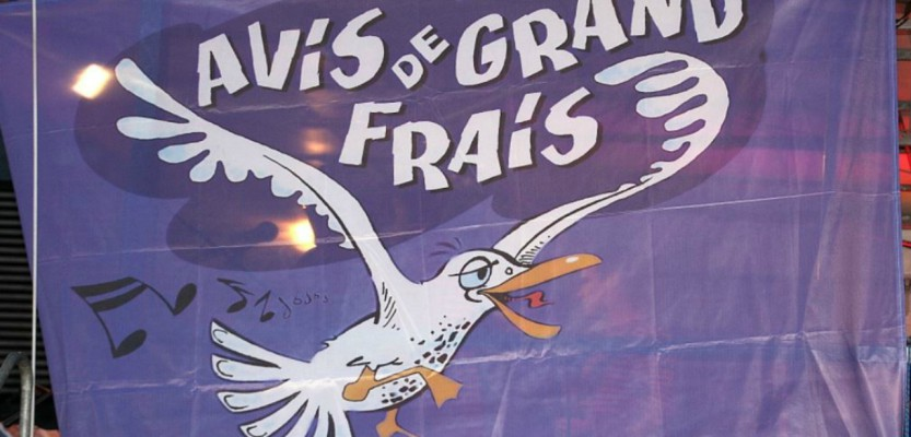 Concert Avis de Grand Frais