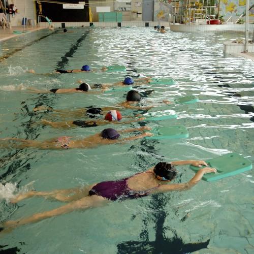 Stages de perfectionnement de la natation pour enfant