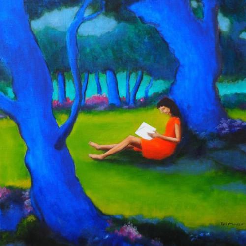 Exposition des œuvres de Tati Mouzo