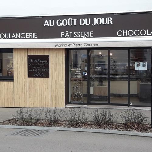 Boulangerie » Au gout du jour «