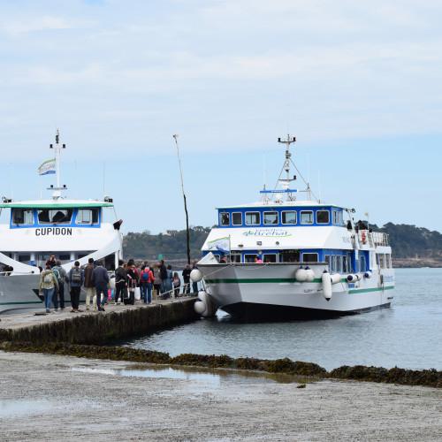 annulé Croisière vers l'île de Bréhat (a/r)