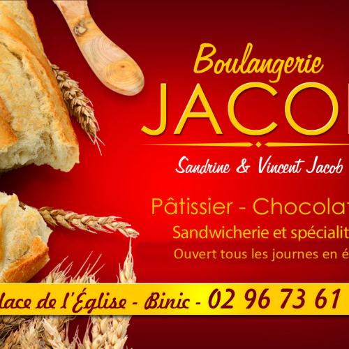 Boulangerie Jacob