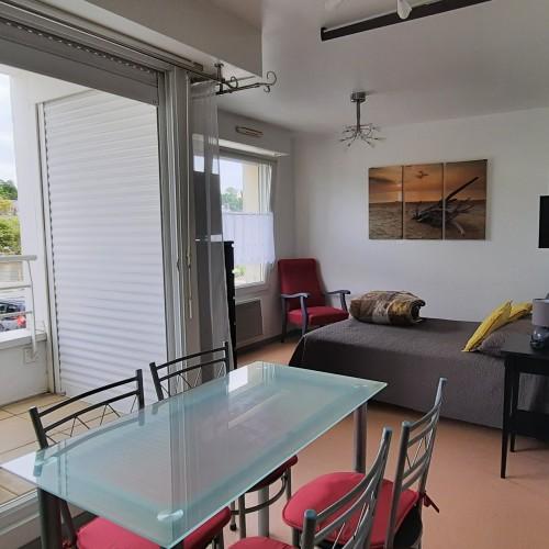 Appartement type studio plein centre de Binic