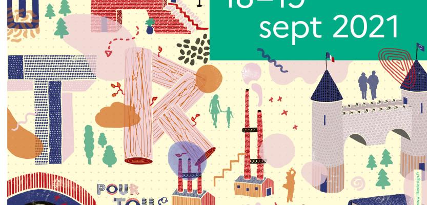 Journées du Patrimoine: Café architecture organisé par le CAUE et La Galerie