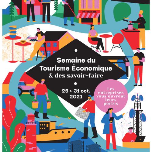Semaine du Tourisme économique &  des savoir-faire