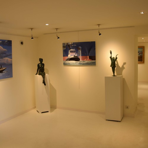 Galerie d'art Athena