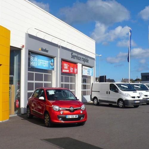 Garage Renault Sud Goëlo