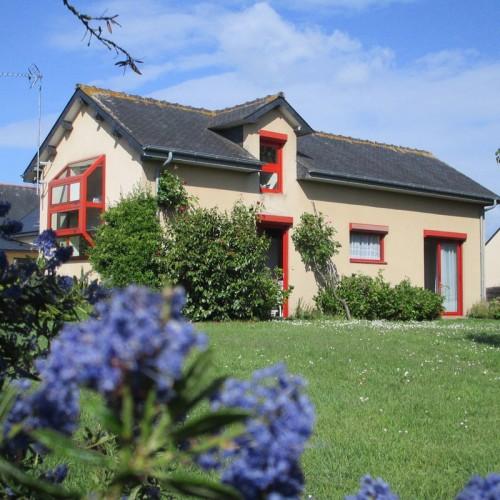 «Ker Fenwan», villa rénovée dans un style original – classée 3 étoiles