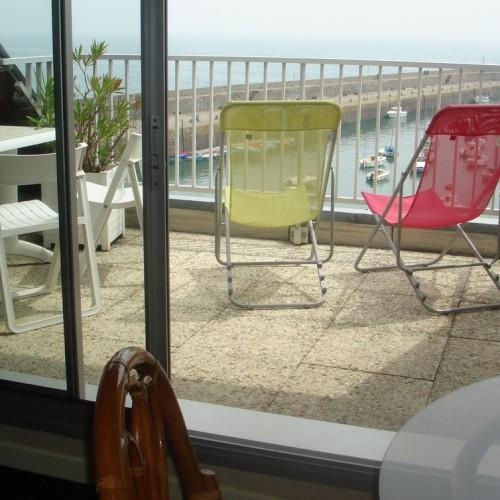 Appartement type studio avec vue mer – classé 2 étoiles