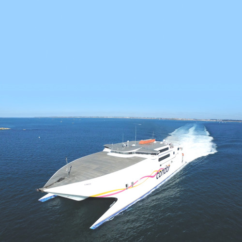 Condor Ferries – Morvan Fils Voyages